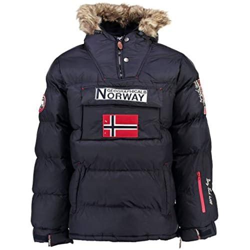 chollos oferta descuentos barato Geographical Norway Chaqueta Hombre BOKER 068 rol 7
