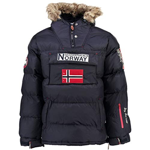 Geographical Norway Parka Hombre BOKER Azul Marino S