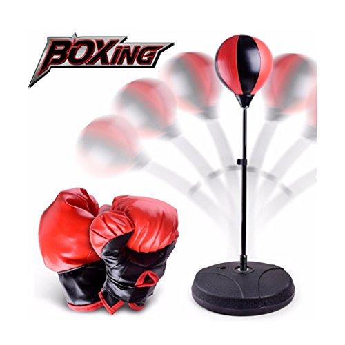 Stuffing A Punching Bag - 5