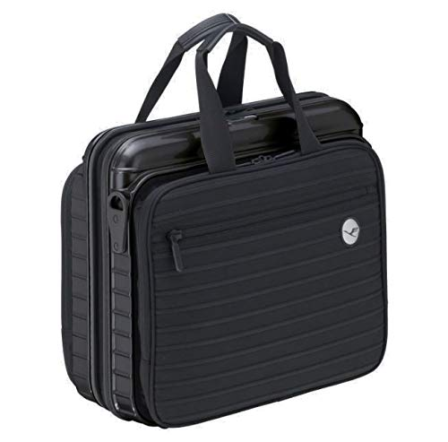 Bolero Bag - RIMOWA Lufthansa Bolero Collection Laptop Bag, Black
