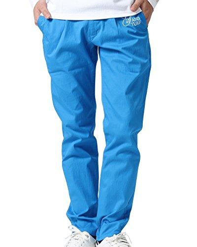 (ガッチャ ゴルフ) GOTCHA GOLF ロングパンツ COOL MAX ストレッチ カラー タック パンツ 71GG1801