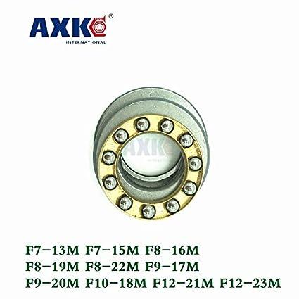 F12-23M Axial Ball Thrust Bearing Brand New - Diameter: F9-20M x30pcs F12-21M Ochoos 20-30pcs//Lot F8-16M F9-20M F9-17M F8-22M F8-19M F10-18M