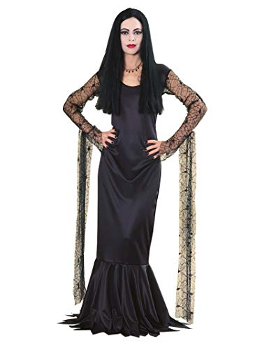 Adams Family Morticia Costume Size: Medium -