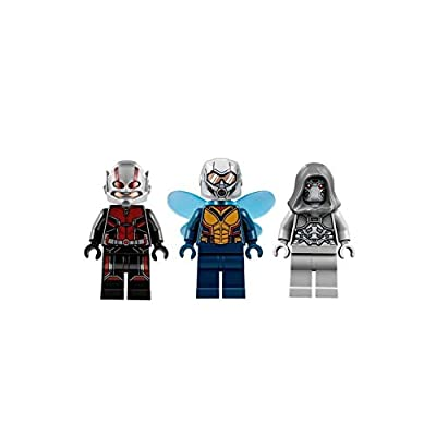 LEGO Marvel Ant-Man Quantum Realm Explorers 76109 Building Set (200 Piece): Toys & Games
