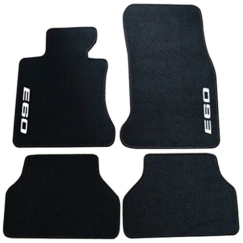 Floor Mat Fits 2005-2010 BMW E60 Logo 5-Series | OE, used for sale  Delivered anywhere in USA