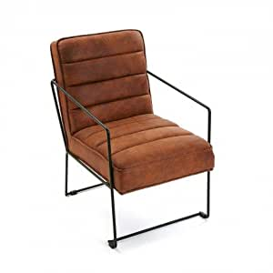 SuskaRegalos-Sillon Marron Koni: Amazon.es: Hogar