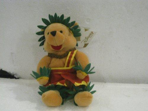 Winnie The Pooh Honolulu Plush]()