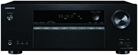 Onkyo Surround Component Receiver TX SR383 product image