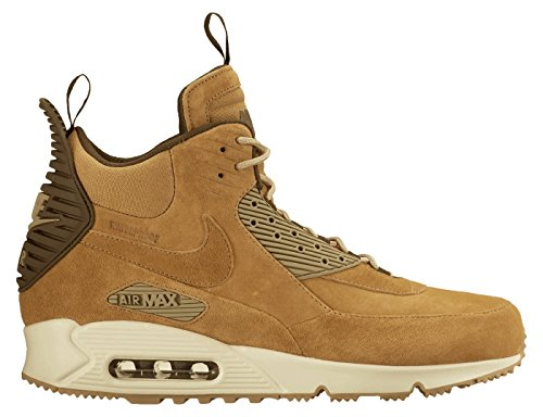 wholesale dealer 5b173 006ab promo code nike mens air max 90 sneakerboot boots sneakers shoes 7 bronze  black bamboo bl