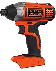 Black+Decker BDCIM18N-XJ BDCIM18N Accuschroevendraaier, 18 V, zwart, Sans batterij