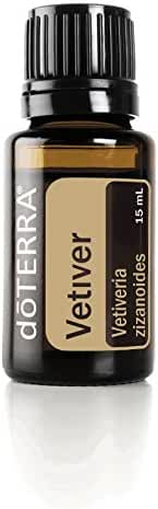 doTERRA Vetiver essential Oil 15 ml