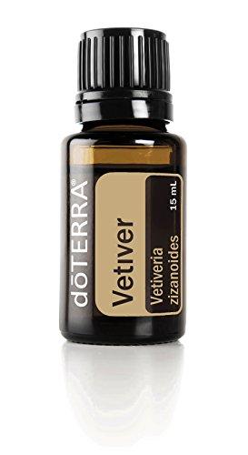doTERRA 15ml Vetiver  Essential Oil