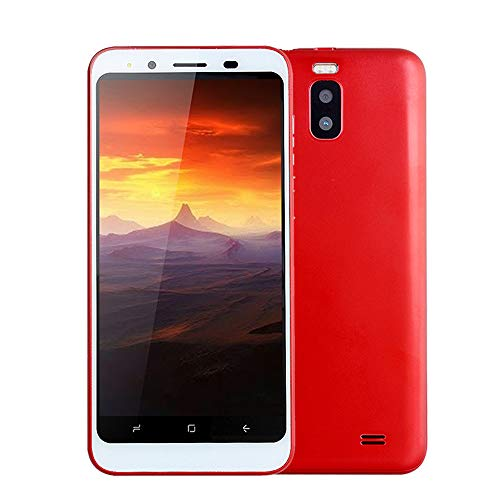 - Outtop(TM) Unlocked Smartphone 4.7 inch Dual HD Camera Android 4.4 WiFi GPS 512+4G Dual SIM Mobile Smartphone (Red)