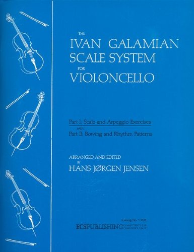 Amazon scale system for cello volume 1 by ivan galamian scale system for cello volume 1 by ivan galamian fandeluxe Choice Image