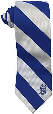 Phi Beta Sigma Fraternity Crest Tie Greek Formal Occasion Standard Length Width