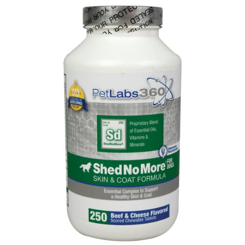 Shed No More Tabs 250 ct, My Pet Supplies