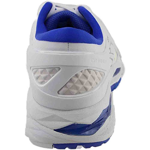 Purple Shoe Running Women's Blue 24 Safety White Kayano Gel Yellow Asics 8qFOwg