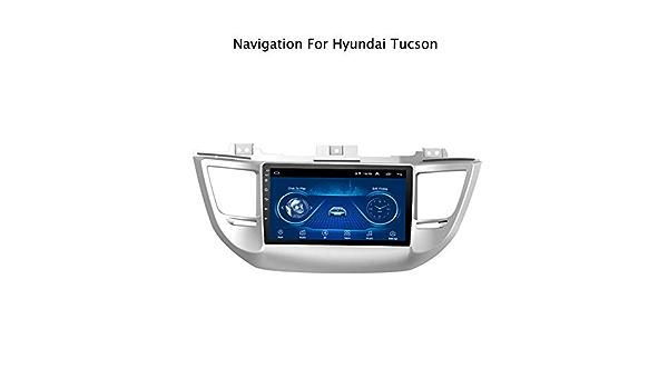WY-CAR Android 8.1 Car Stereo GPS Navigation para Hyundai Elantra 2016-2018 Pantalla t/áctil de 9 Pulgadas Soporte WiFi 4.0 Bluetooth Control del Volante