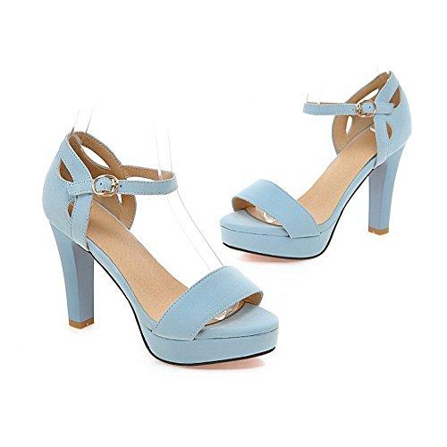 35 Donna blue 1to9 Ballerine Blu Sconosciuto wqx0EZXT