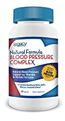 Legacy Nutra Natural Formula BLOOD PRESSURE Complex is a vitamin & herbal formula that safely supports healthy blood pressure levels and will help you feel better. Take control of your blood pressure. Legacy's Natural Formula provides the right h...