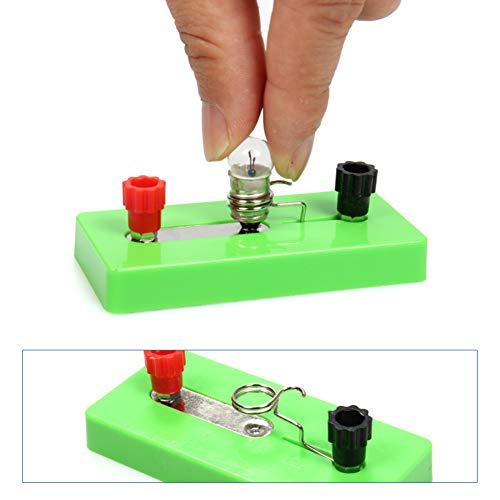 YHCWJZP DIY Electricity Test Children Electromagnetic Physics Science Experiment Set by YHCWJZP (Image #7)