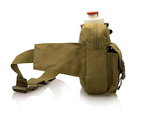 Achats FBUFBD180889 Nylon Décontractée Sacs Zippers sacs AllhqFashion Vert à bandoulière Des Femme wqxt6BgB