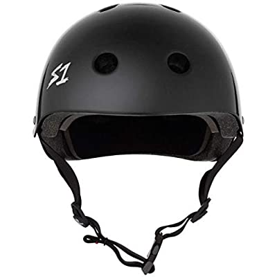 S1 Mega Lifer Helmet - Multiple Impact - CPSC Certified : Sports & Outdoors