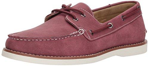 Sin Clasificar Santon Zapato Del Barco Rojo De Kenneth Cole Hombres Compra a la venta Descuento económico Cómodo y barato en línea Perfecto pM6sq