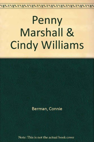 Penny Marshall & Cindy Williams by Connie Berman (1977-08-01)