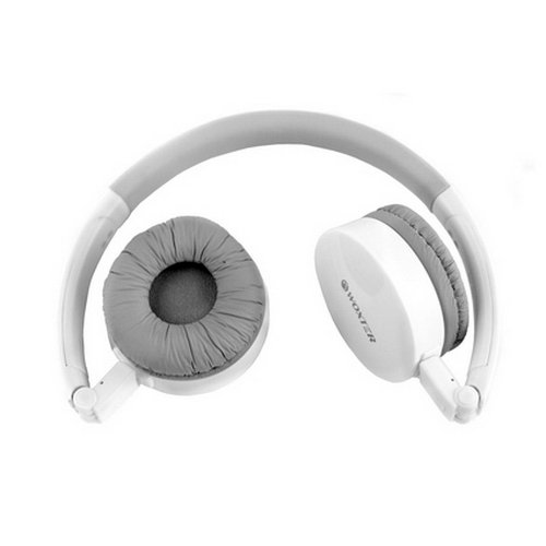 Woxter AIR HEADSET BT-60 - Auriculares de diadema abiertos, blanco: Amazon.es: Electrónica