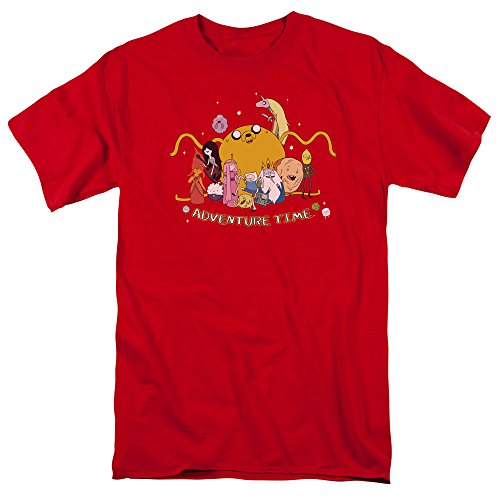 Red shirt T Homme Time Étiré Adventure 6H7qTW6