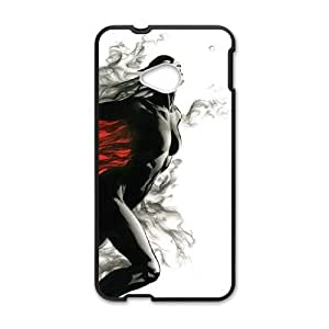 Catwoman HILDA080580 Phone Back Case Customized Art Print Design Hard Shell Protection HTC One M7