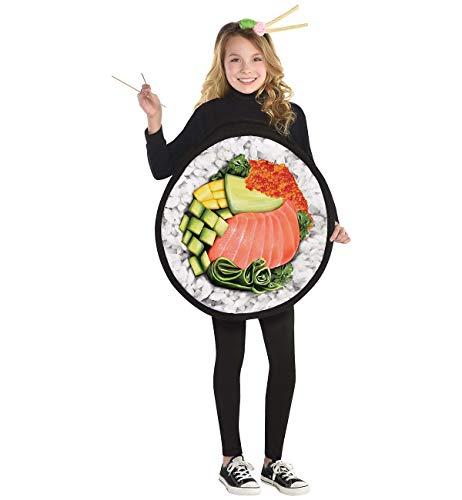 Amscan Kids Sushi Roll Costume -