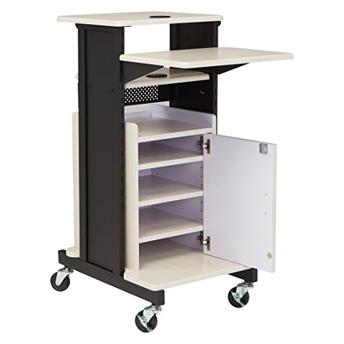 Oklahoma Sound PRC-250 Deluxe Presentation Cart, 30