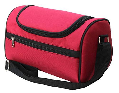 Aafeen Multipurpose Use Waterproof Lunch Bag  Mehroon, Z913