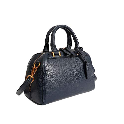 colore Blu donna scuro da nero Lindanig Borsa qHgvTg