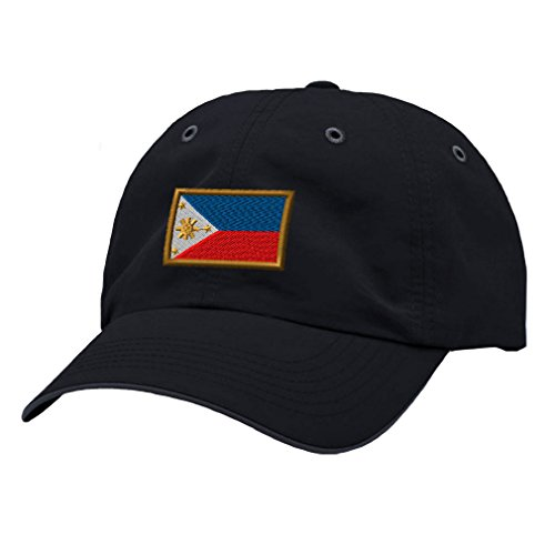 Speedy Pros Philippines Embroidery Design Richardson Polyester Water Repellent Cap - Philippines Sunnies