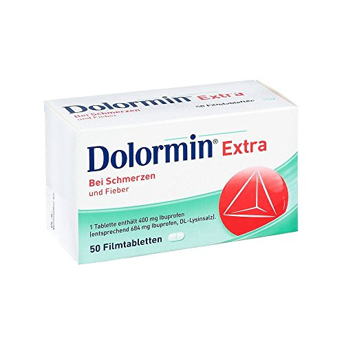 Dolormin extra, 50 St