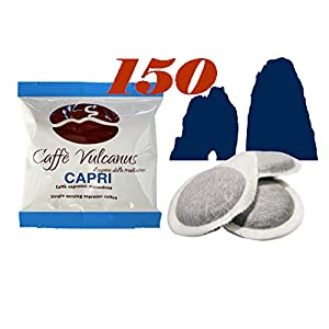 Caffè Vulcanus - 150 cialde ESE44 - Miscela Capri
