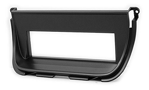 Carav 11-690 Car Stereo Radio installation frame Double Din in Dash Facia Fascia Kit for JAGUAR XJ 1997-2003 with 18352mm by CARAV