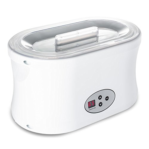 Salon Sundry Portable Electric Hot Paraffin Wax Warmer Spa Bath ()
