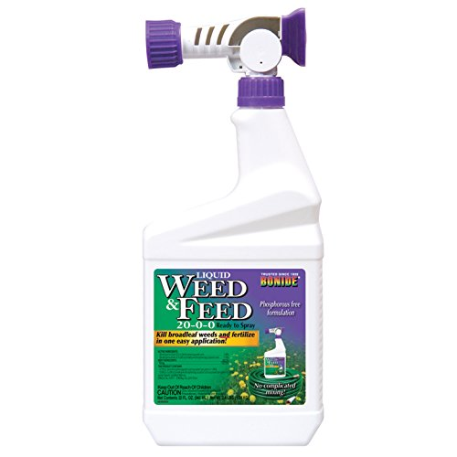 Bonide Chemical RTS Weed and Feed Control, 32-Ounce-(301)
