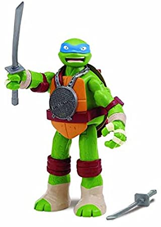 Teenage Mutant Ninja Turtles Mano-a-Mano Fighters - Figura ...