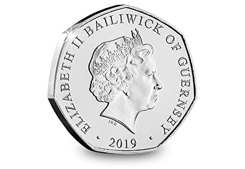 The 50th Anniversary of Concorde 50p Coin Set