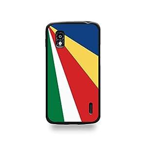 LD coqlgnx4_164 para LG Nexus 4-de la bandera de Seychelles