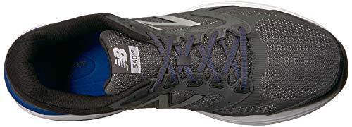 New M560v7 heren Balance grijs loopschoenen voor Demping ZPrZ4q