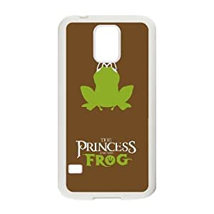 Princess and the Frog Samsung Galaxy S5 Cell Phone Case White Oobuk
