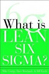 What is Lean Six Sigma? Paperback