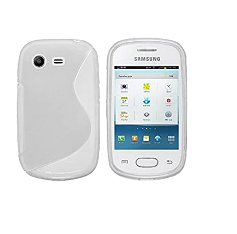 Helix Back Cover for Nokia 230 White