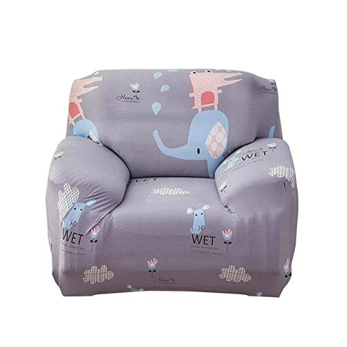 90x140cm Single Seat Chair Covers High Elasticity Anti-mite Thicken Polyester Fabric Sofa Cover Slipcover Couch Predector   4